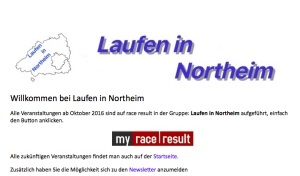 Laufen in Northeim